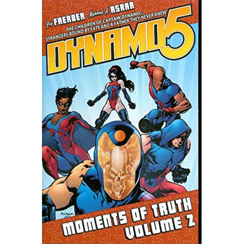 Dynamo 5 Volume 2: Moments Of Truth TP (VO)