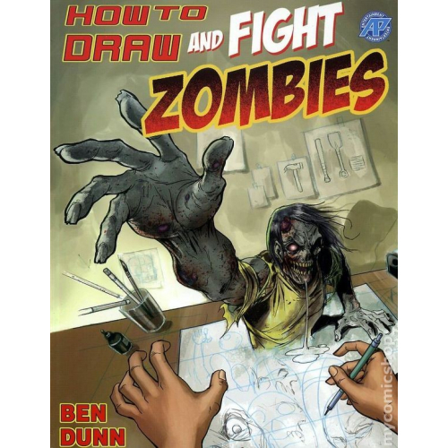 How to Draw and Fight Zombies (VO)