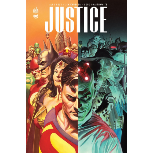 Justice (VF) Alex Ross
