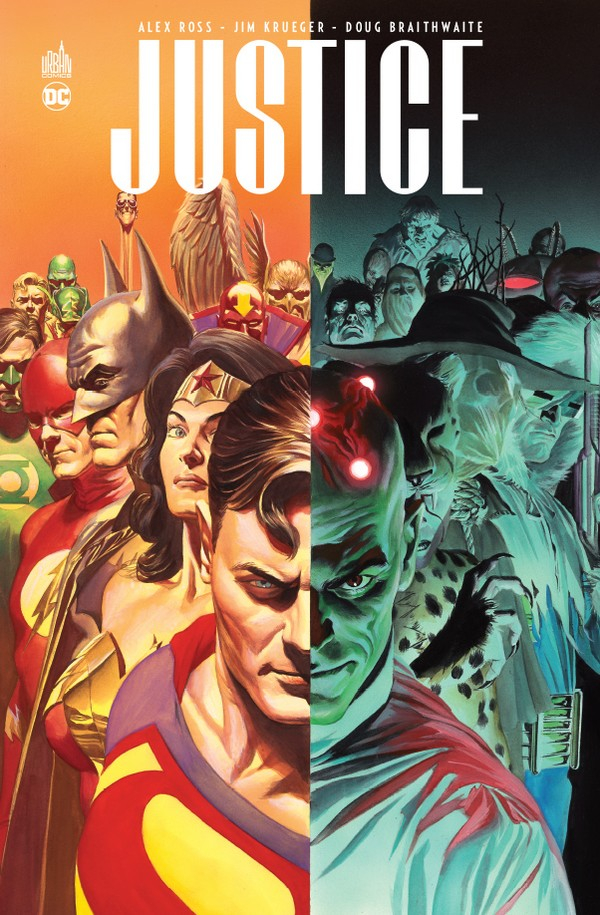 Justice (VF) Alex Ross