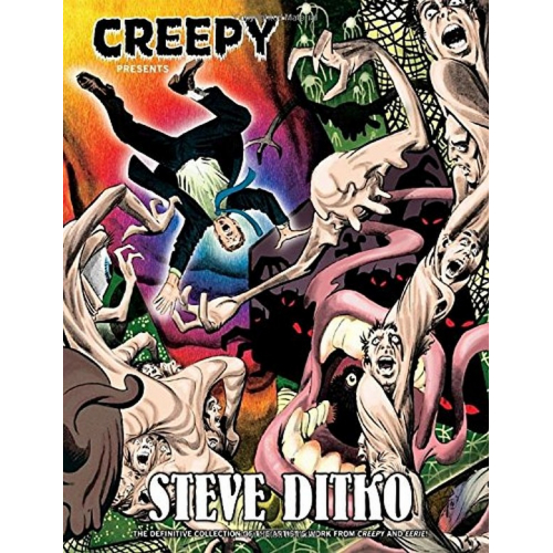 Creepy Presents Steve Ditko HC (VO)