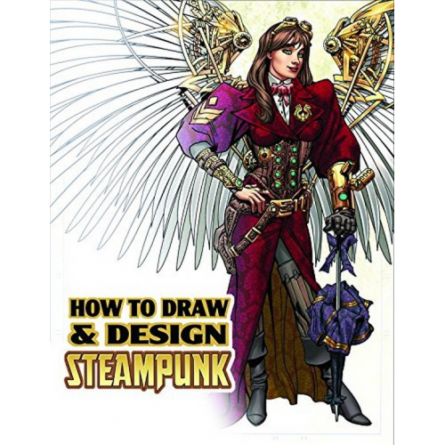 How to Draw & Design Steampunk Supersize (VO)