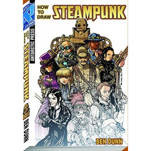 How to Draw Steampunk (VO)