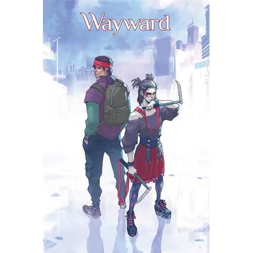 Wayward 21 Cover B (VO)