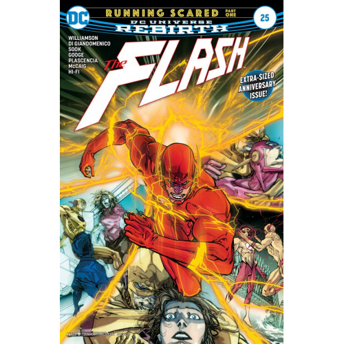 The Flash 25 (VO)