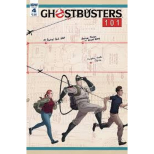 Ghostbusters 101 4 (VO)