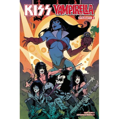 Kiss Vampirella 2 (VO)