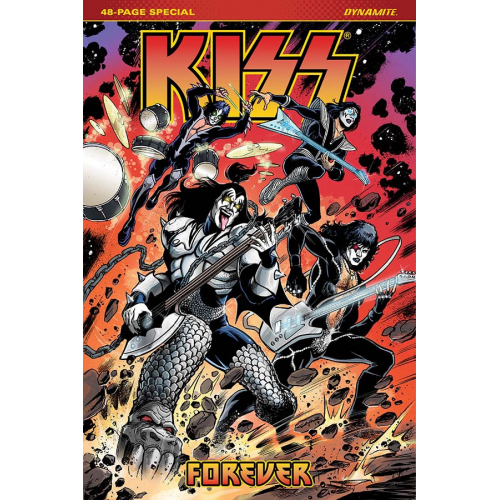 Kiss Forever Special (VO)