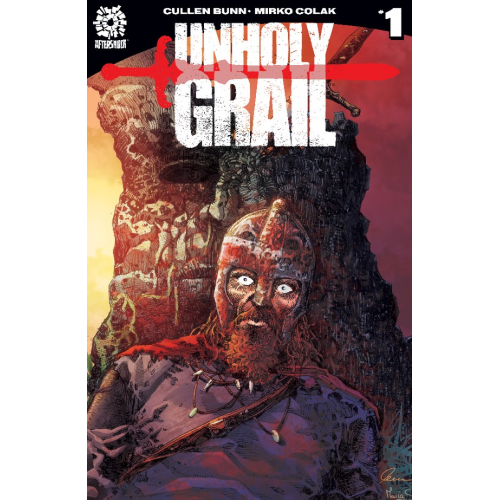Unholy Grail 1 (VO)