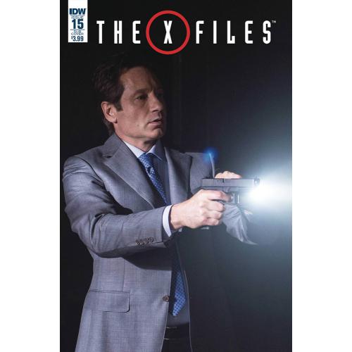 The X Files 15 (VO)