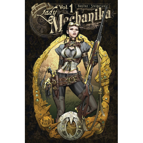 Lady Mechanika Oversized HC Vol 1 (VO)