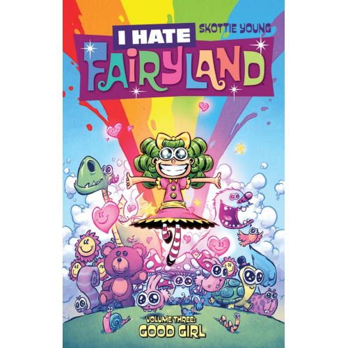 I HATE FAIRYLAND TP VOL 03 GOOD GIRL (VO)