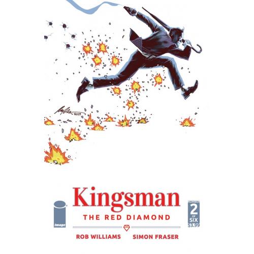 KINGSMAN: THE RED DIAMOND 2 (VO)