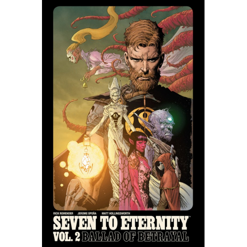 SEVEN TO ETERNITY VOL. 2 TP (VO)