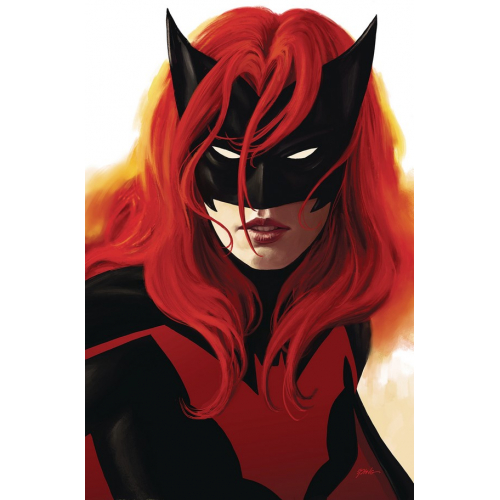 BATWOMAN TP VOL 01 THE MANY ARMS OF DEATH (VO)