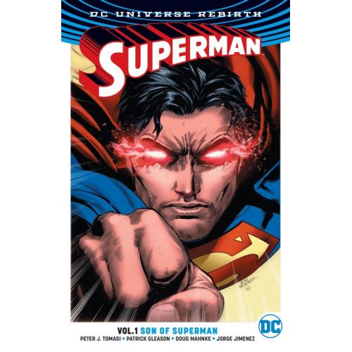 SUPERMAN TP VOL 01 SON OF SUPERMAN (VO)