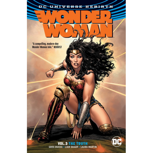 WONDER WOMAN TP VOL 03 THE TRUTH (VO)