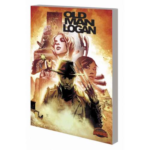 WOLVERINE OLD MAN LOGAN TP WARZONES (VO) occasion
