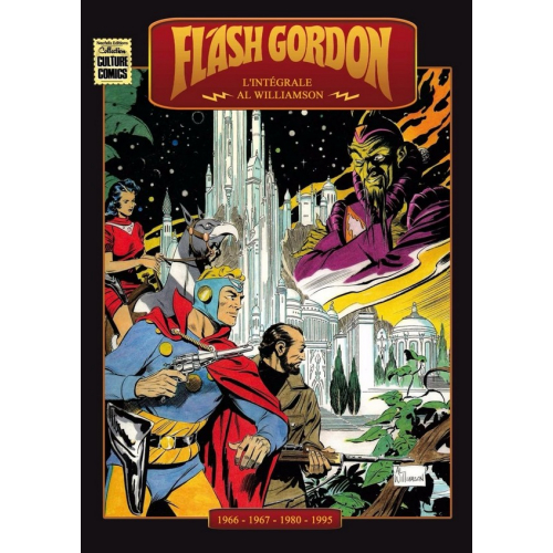 Flash Gordon. L'Intégrale Al Williamson (1966 - 1967 - 1980 - 1995) (VF)