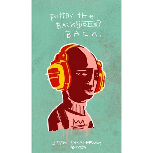 Puttin The Backbone Back (VO)