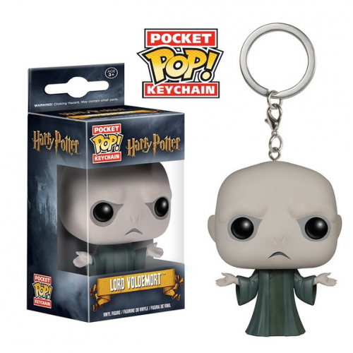Funko Pocket Pop Keychain Harry Potter Voldemort