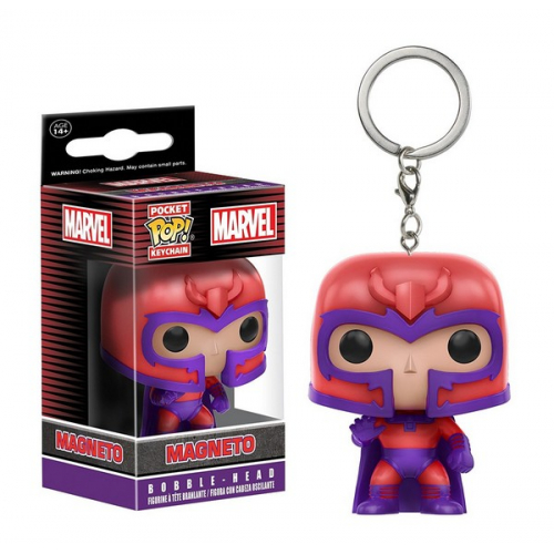 Funko Pocket Pop Keychain Marvel Magneto