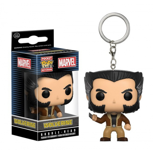 Funko Pocket Pop Keychain Wolverine/ Logan