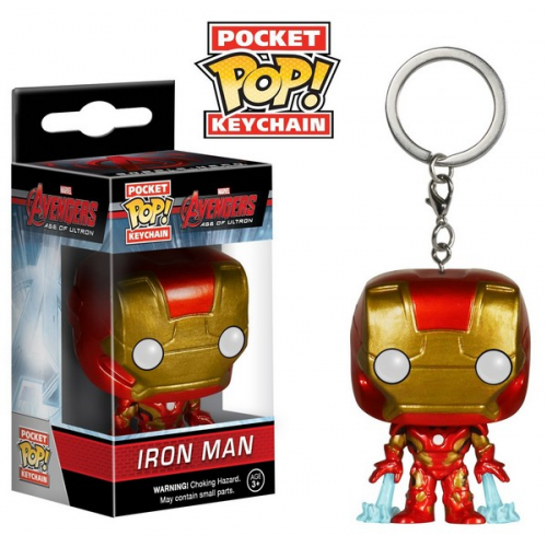 Funko Pocket Pop Keychain Iron Man