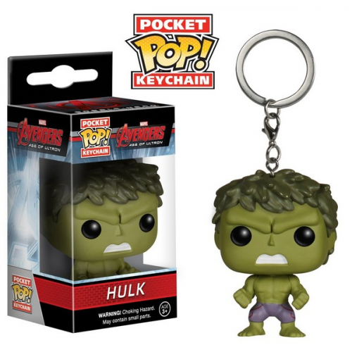 Funko Pocket Pop Keychain Hulk