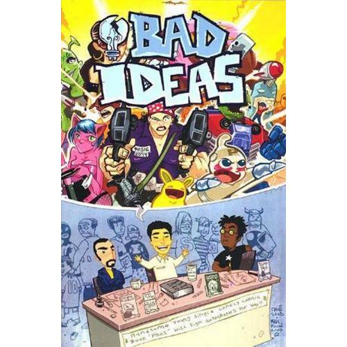 Bad Ideas 1 (VO)