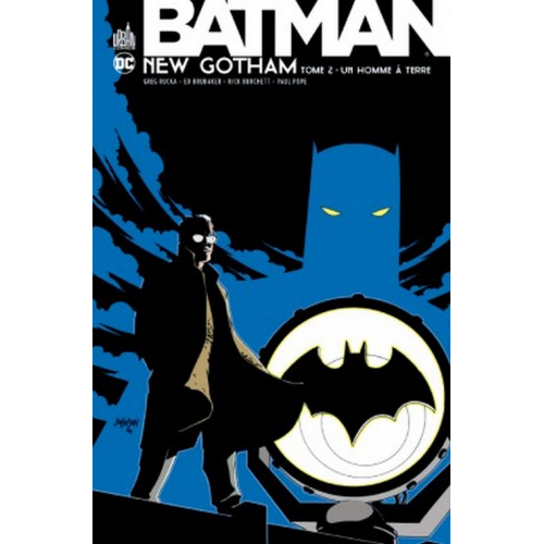 Batman New Gotham Tome 2 (VF)