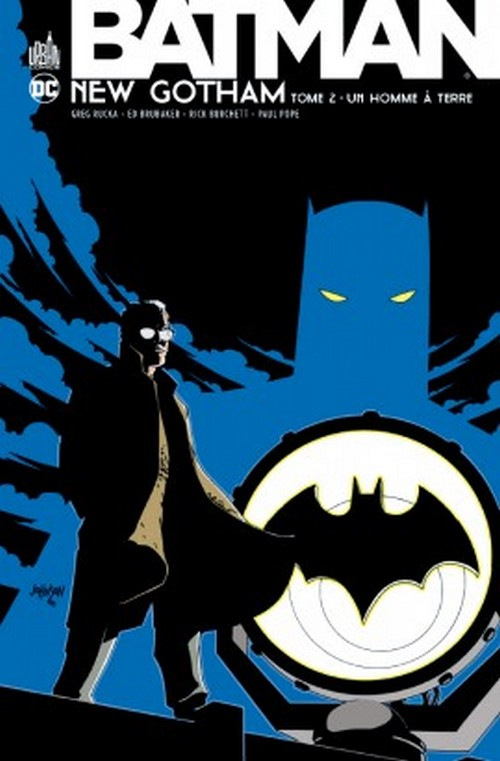 Batman New Gotham Tome 2 (VF)