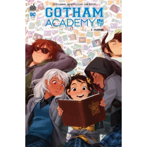 Gotham Academy Tome 3 (VF)