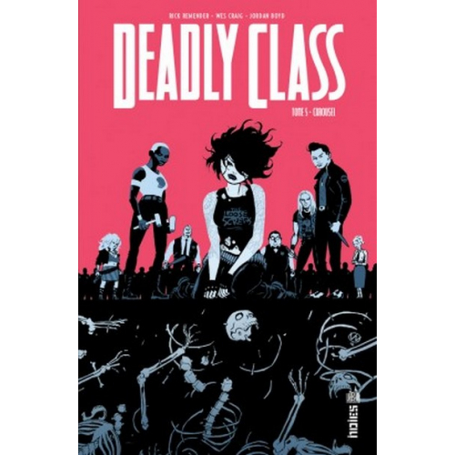 Deadly Class Tome 5 (VF)