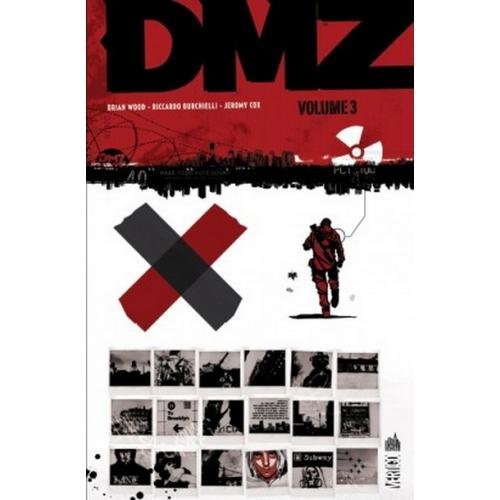 DMZ Intégrale Tome 3 (VF)