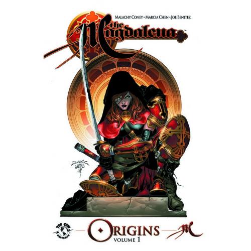 MAGDALENA ORIGINS TP VOL 01 (VO)