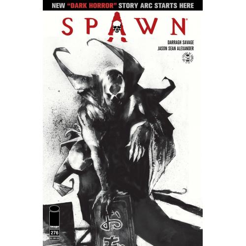 Spawn 276 Cover B (VO)