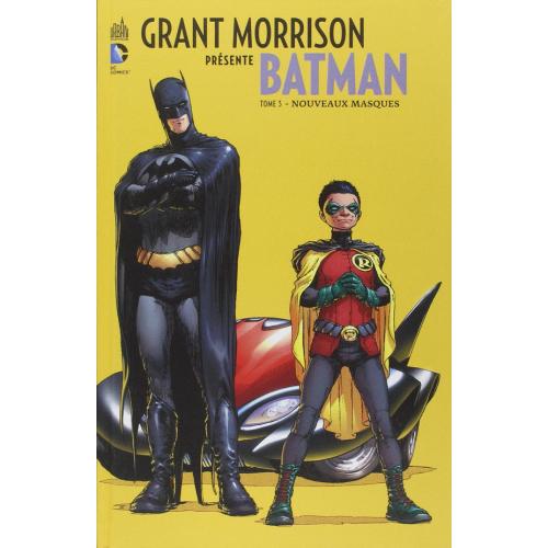 Grant Morrison présente Batman tome 3 (VF)