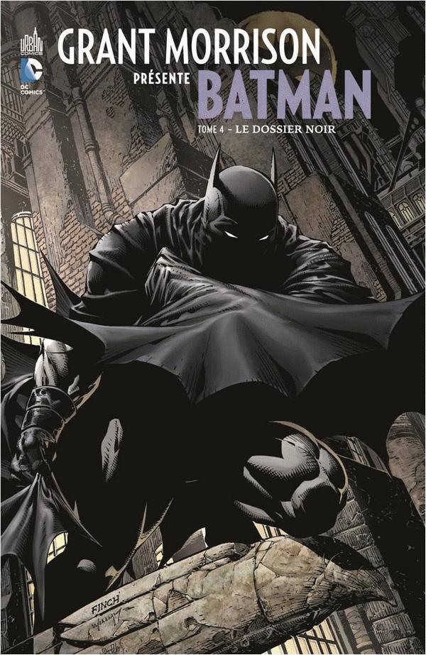 Grant Morrison présente Batman tome 4 (VF)