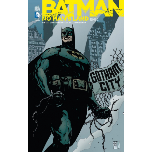 Batman No Man's Land tome 1 (VO)