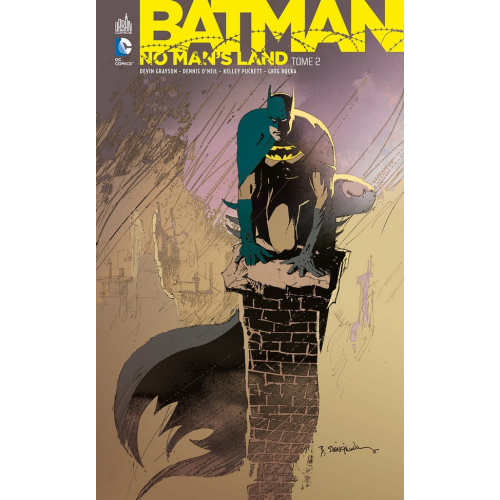 Batman No Man's Land tome 2 (VO)