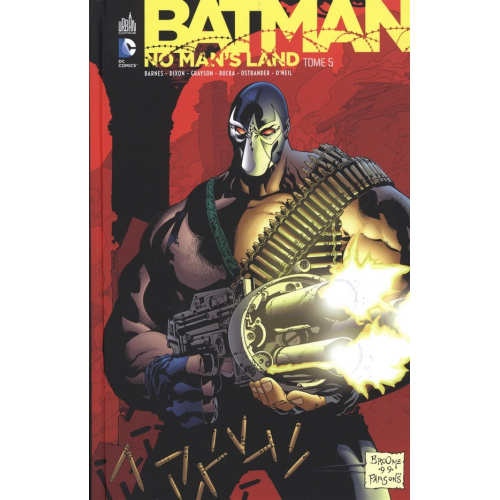 Batman No Man's Land tome 5 (VF)