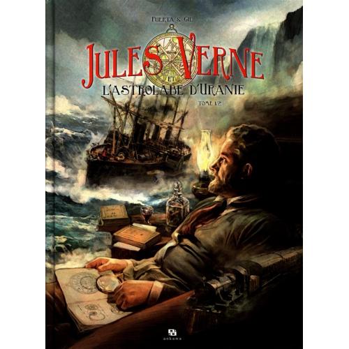 Jules Verne et l'astrolabe d'Uranie Tome 1 (VF)