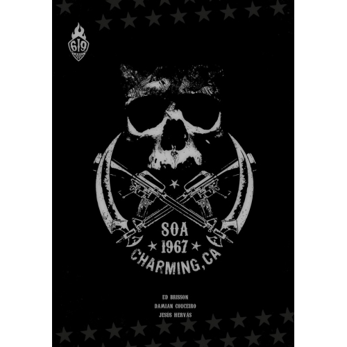 Sons of Anarchy Tome 2 (VF)