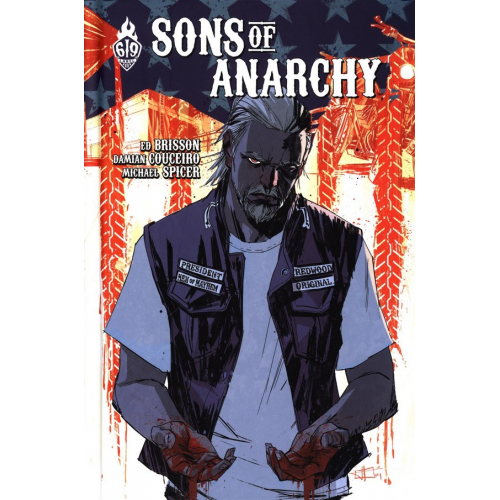 Sons of Anarchy Tome 3 (VF)