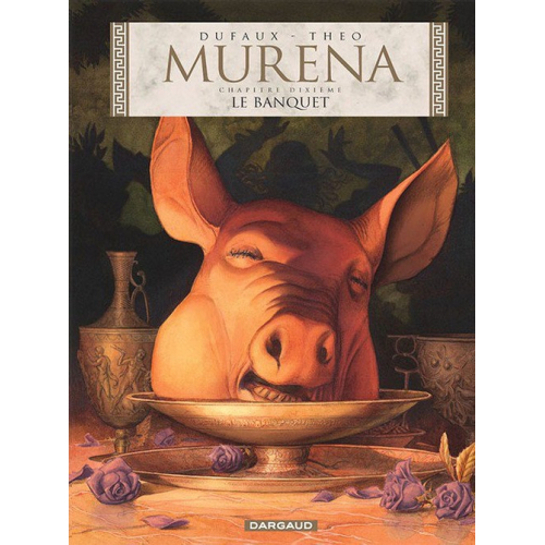 Murena Tome 10 Le banquet (VF)