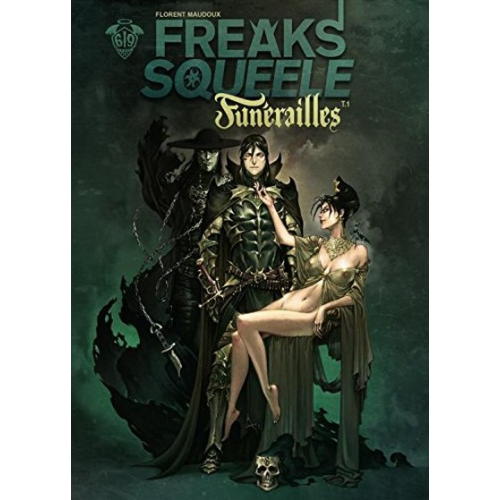Freak's Squeele Funérailles Tome 1 (VF)