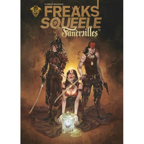 Freak's Squeele Funérailles Tome 2 (VF)