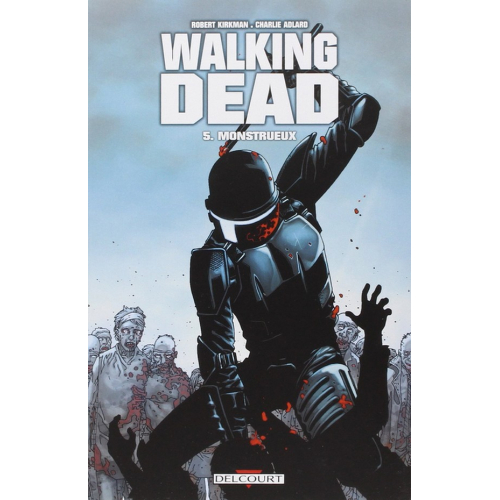 Walking Dead Tome 5 (VF)