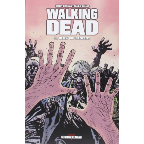 Walking Dead Tome 9 (VF)